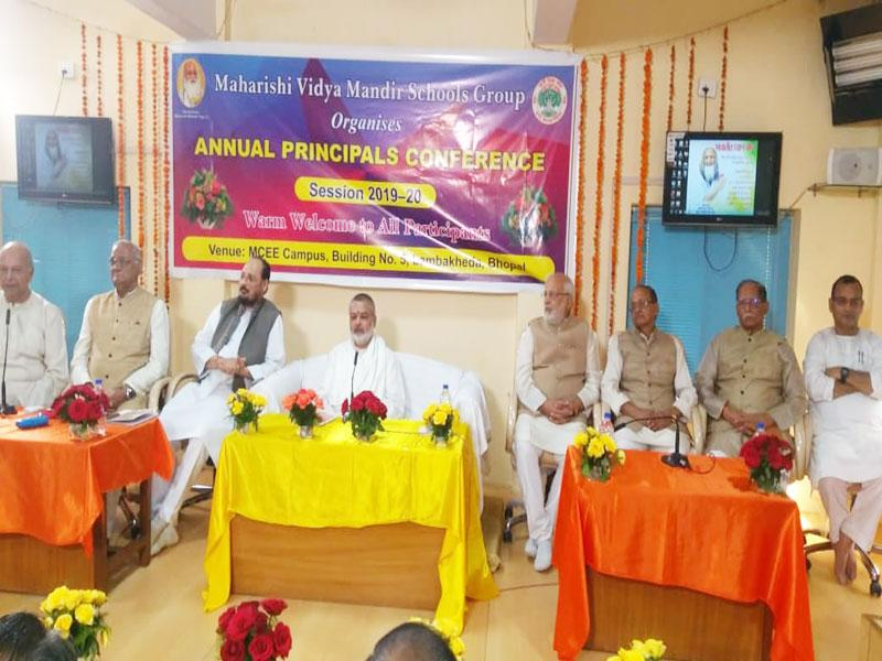 Valedictory session of second batch of Principals Conference